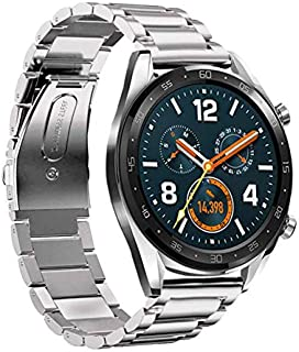 Stainless Steel Quick Release for Huawei Watch GT Replacement Band Wrist Strap
