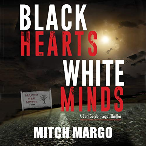 Black Hearts White Minds audiobook cover art