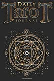 Daily Tarot Journal: A Daily Reading Tracker And Notebook   Tarot 3 Card Spread Tracker   Gift For Cardreaders
