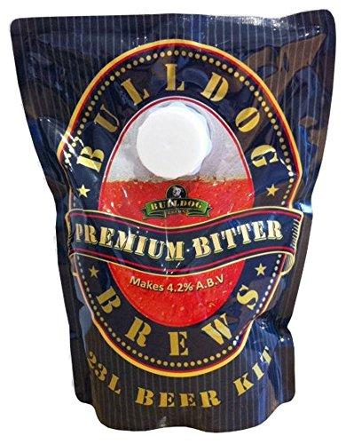 BULLDOG SECURITY Kit para Hacer Cerveza Premium Bitter