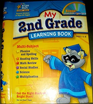 My 2nd Grade Learning Book 1403751986 Book Cover