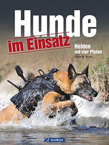 Hunde im Einsatz: Helden auf vier Pfoten