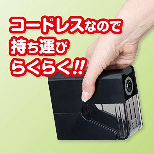 アスカ『乾電池式電動シャープナー(DPS30)』