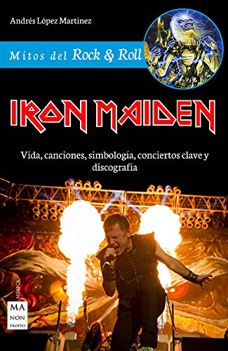 Iron Maiden (Mitos del Rock & Roll)