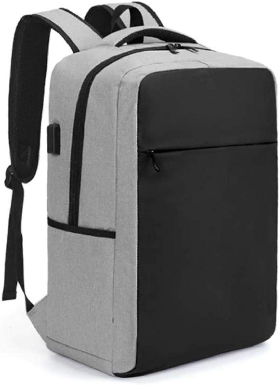 CYCY Rucksack Tasche Computer-Tasche 15,6-Zoll-Business-Notebook wasserdicht groe Kapazitt Aufladen Reisetasche Mnner und Frauen Studententasche