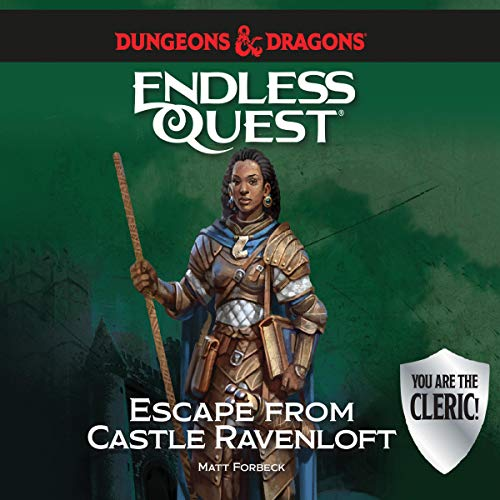 Dungeons & Dragons: Escape from Castle Ravenloft Audiobook By Matt Forbeck cover art