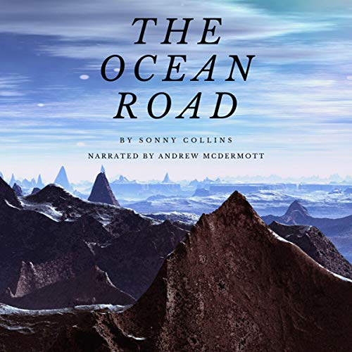 The Ocean Road audiobook cover art