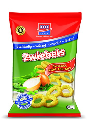 XOX Zwiebelringe, 100 g