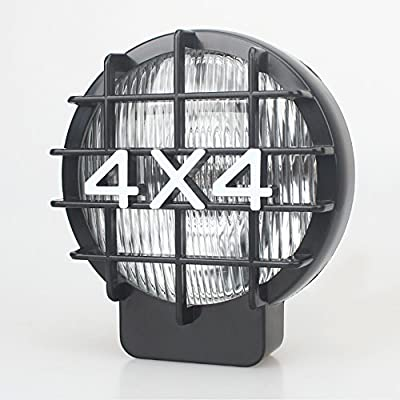 2PCS/set For Car Off Road SUV 2Pcs 55W Offroad Fog Light Lamp Halogen H3 Bulb 4x4 Spotlights Lights Work Driving HeadLights