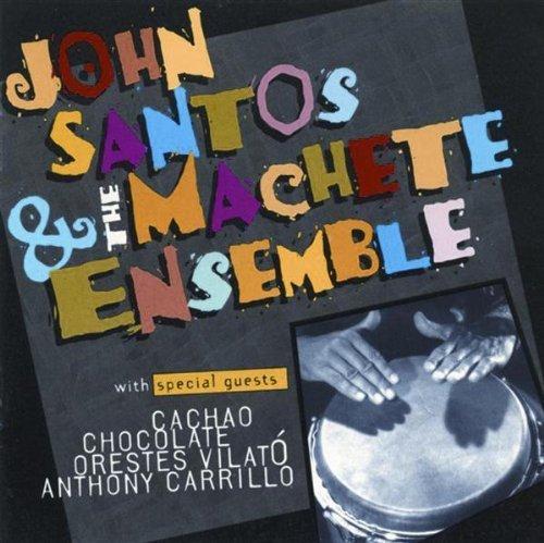Machete by Santos, John (1995-01-24)