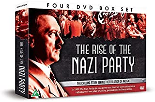 The Rise of the Nazi Party - 4-DVD Box Set ( Nazis: Evolution of Evil )