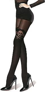 Squelette Os Imprimer Collants et Bas Halloween Femme Robe FANTAISIE Fille