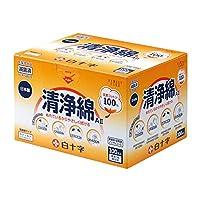 清浄綿100包入(犬のトリミング)