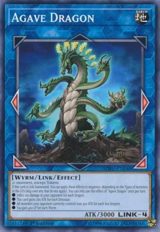 Magma Dragon CROS-EN034 Common Yu-Gi-Oh Card 1st Edition New