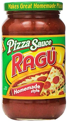 Pizza Sauce Ragu Homemade Style (Pack of 3)