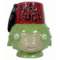 Tiki Farm ティキ マグ Mr. Fugu! by The PIZZ !! ハリセンボン