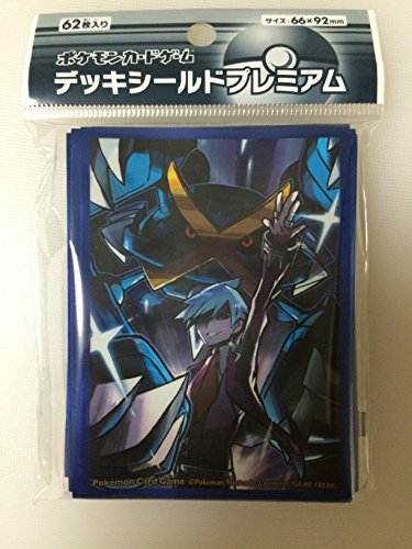 Pokemon Card Game Mega Metagross Sleeves image