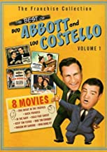 The Best of Abbott & Costello: Volume 1 (Buck Privates / Hold That Ghost / In the Navy / Keep 'Em Flying / One Night in the Tropics / and more)