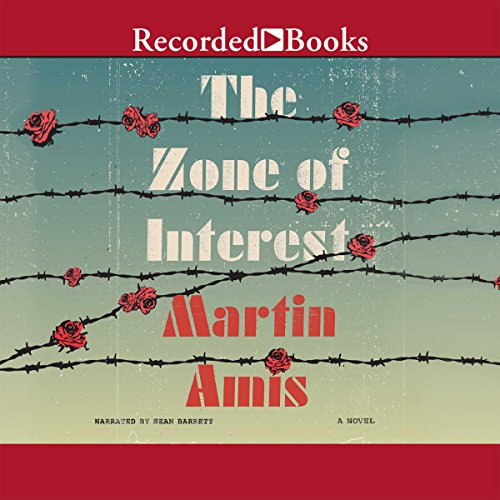 The Zone of Interest audiobook cover art