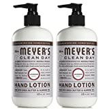 Mrs. Meyer's Clean Day Hand Lotion, Lavender, 12 Fl Oz, Pack of 2