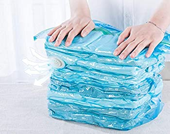 2-Pack No Brand Storage Finishing Clothing Quilt Vacuum Bag