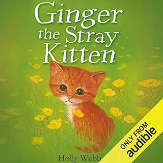 Ginger the Stray Kitten audiobook cover art