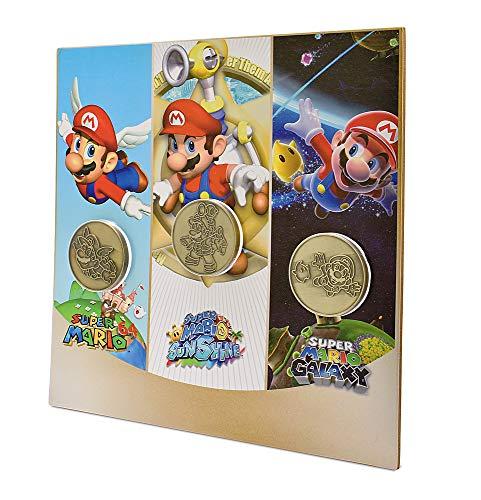 Nintendo 3 piece Mario Collectib...