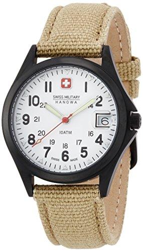 [スイスミリタリー] 腕時計 クラシック ML-387 正規輸入品 ベージュ