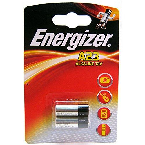 10Stück Batterien Energizer A23–5Blister a 2Batterien–Alkaline 12V