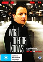 WHAT NO ONE KNOWS - DVD [Import]