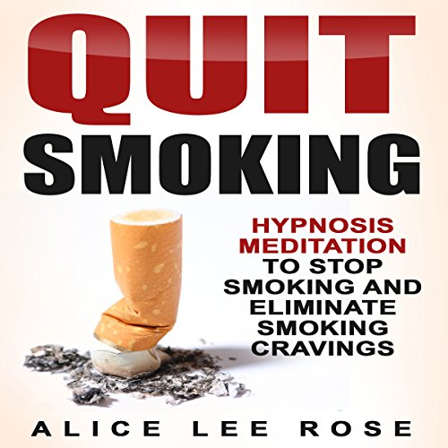 Quit Smoking audiobook cover art