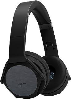 1MORE MK801 Cuffie Over-ear Stereo Audio Leggero e Pieghevole Universale Filo con Telecomando e Microfono per TV Smartphone Tablet Laptop PC Nero Telefonia fissa e accessori
