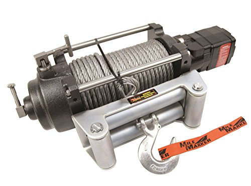 Mile Marker 70-52000C H Series Hydraulic Winch (12,000 lb. Capacity, 2 Speed)