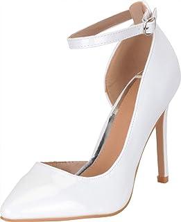 Pumps - 8.5 / White / Pumps / Shoes
