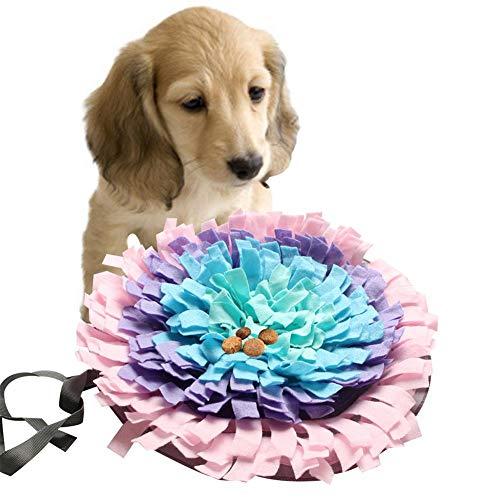 alfombrilla snuffle Perros ruritas mate mascota fugas alimento anti choking estera gato perro entrenamiento manta nariz trabajo juguete mascota mascota desaceleración de la alimentación inteligencia e