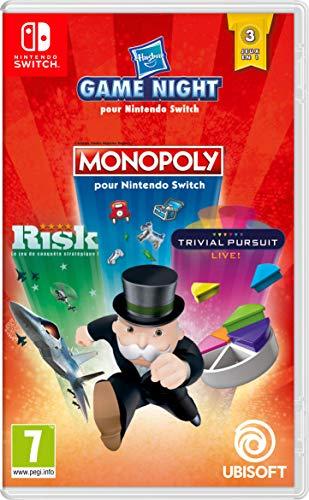 Hasbro Game Night - Switch nv Prix