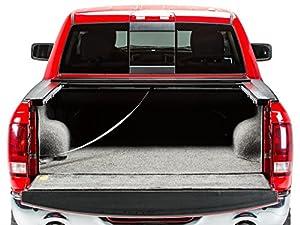 Bak Industries R15307 Rollbak G2 Aluminum Hard Retractable Tonneau Bed Cover Arcen