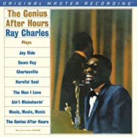 Genius After Hours by Ray Charles (2014-04-01)