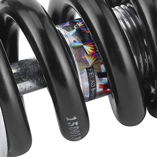 Amortiguador, amortiguador de suspensión desmontable de aleación de acero duradero, para Mini Moto ATV Accesorio 2 tiempos 47cc 49cc Mini Moto Accesorio
