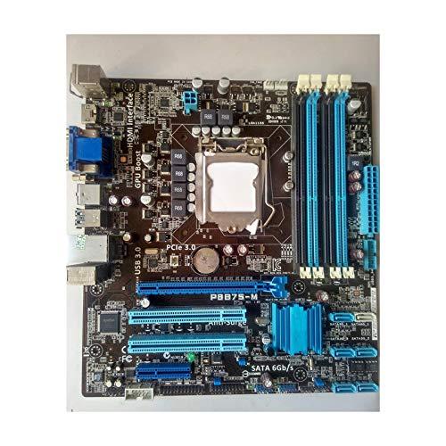 Placa Base Placa Base De La Computadora Fit For ASUS P8B75-M Drisktop PC Placa Base B75 Socket LGA 1155 I3 I5 I7 DDR3 SATA3 USB3.0