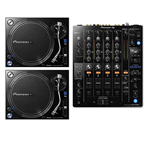 Why Should You Buy Pioneer DJM-750MK2 DJ Mixer w/ PLX1000 Turntables