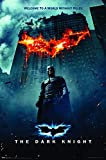 Trends International Dark Knight One Sheet Fire Wall Poster 22.375' x 34'