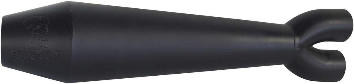 Two Brothers Racing Megaphone 安い Gen II Exhaust 2-1 for 好評 18- Black