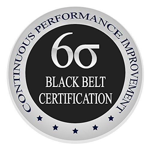 Learn Lean Six Sigma Black Belt The Easy Way Now, Certification & Training Course, Self Paced Learning, 100% Guaranteed Certification, All Inclusive, SEE RESULTS, Get Trained & Certified Now Finally