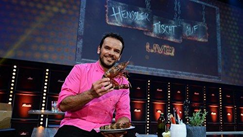 Steffen Henssler live! Henssler tischt auf.!