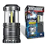 Bell + Howell Taclight Lantern With Magnetic Base Portable Super Bright Light LED Collapsible Camping Light and Outdoor Torch, For Emergency Survival Lamp During Storms, Power Outages