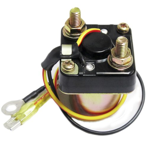 Caltric Starter Solenoid Relay Compatible With Polaris Slh700 Slh 700 1998-2001
