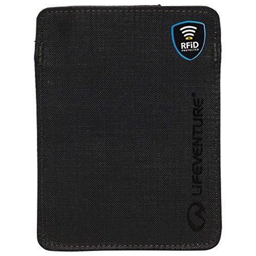 Lifeventure 68740 RFID Passport Wallet (Grey) Unisex-Adult