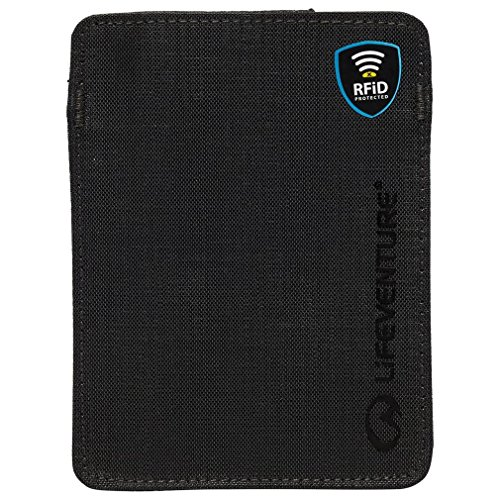 RFID Paspoort Portemonnee (Grijs)