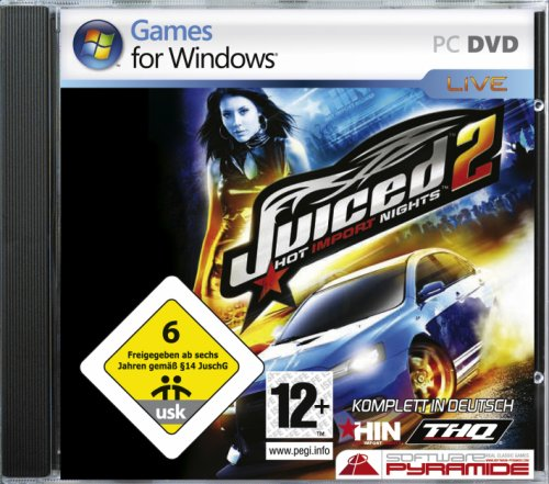 Juiced 2: Hot Import Nights [Software Pyramide]